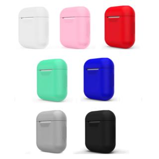 アップル(Apple)のAirpods Airpods2 ケース カバー 7カラー(モバイルケース/カバー)