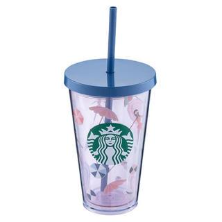 スターバックスコーヒー(Starbucks Coffee)のスターバックス スタバ ぺラッド paredコラボTOGOストロー付きタンブラー(タンブラー)