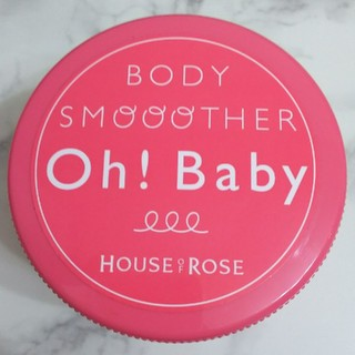 ハウスオブローゼ(HOUSE OF ROSE)のハウスオブローゼ Oh! Baby ボディ スムーザー N スクラブ 570g(ボディスクラブ)