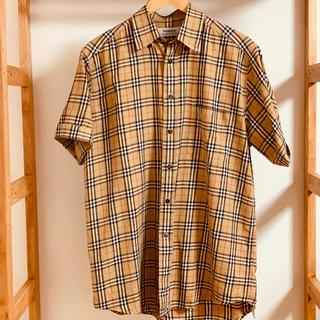 BURBERRY - Burberry_ノバチェックシャツ