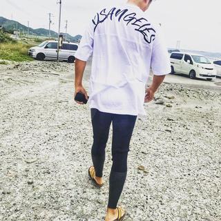 Ron Herman - サーファーに☆LUSSO SURF LAオーバーサイズTシャツ M☆デウス