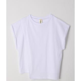 エンフォルド(ENFOLD)のnagonstans タンクトップ(ホワイト)(Tシャツ(半袖/袖なし))