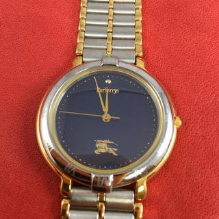 バーバリー(BURBERRY)のバーバリー メンズクォーツ 電池交換済(腕時計(アナログ))