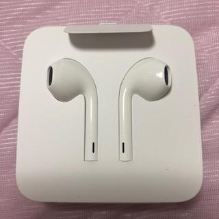 アイフォーン(iPhone)のApple iPhone 純正 イヤホン シール SIM ピン iPhoneX(ヘッドフォン/イヤフォン)