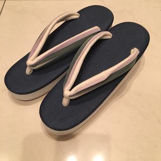 髙島屋 - 新品  カレンブロッソ 草履 Mサイズ 着物小物