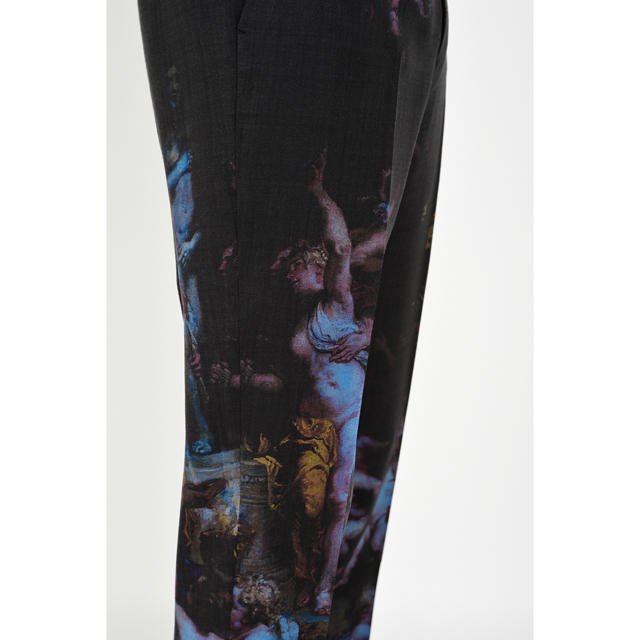 LAD MUSICIAN(ラッドミュージシャン)の【新品】ラッドミュージシャン 44 スリムスラックス バロック期 天使 川上洋平 メンズのパンツ(スラックス)の商品写真
