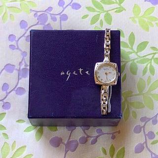 アガット(agete)のagete  ㊼  腕時計・稼働品✨(腕時計)