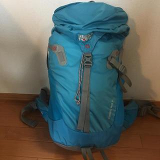 モンベル(mont bell)のmont bell 登山用バックパック(登山用品)