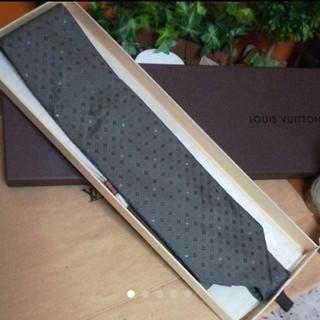 LOUIS VUITTON - 美品 LOUIS VUITTON クラヴァット・モノグラム フラワー ドット