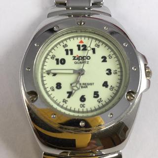 ジッポー(ZIPPO)のジッポー クォーツ 未使用品 (腕時計(アナログ))