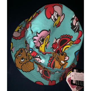 ヒステリックミニ(HYSTERIC MINI)のヒス ハット帽子🧢(帽子)