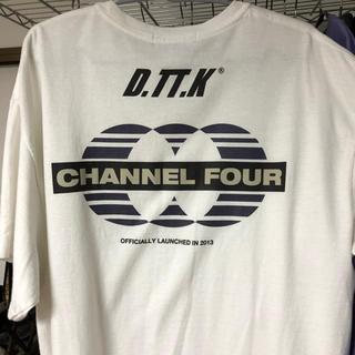 シュプリーム(Supreme)のDTTK Tシャツ HIYADAM ドメスティックブランド ストリート 古着(Tシャツ/カットソー(半袖/袖なし))