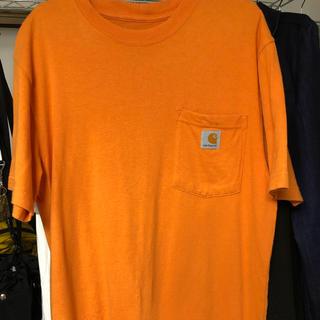 カーハート(carhartt)のカーハート Tシャツ Carhartt ヘロンプレストン ストリート 古着(Tシャツ/カットソー(半袖/袖なし))
