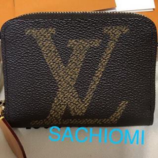 ルイヴィトン(LOUIS VUITTON)の完売品 新品 Louis Vuitton ジャイアントモノグラム コインパース(コインケース)