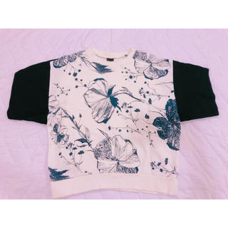 ダブルスタンダードクロージング(DOUBLE STANDARD CLOTHING)のsora1913様 専用商品   ダブルスタンダードクロージング スウェット(トレーナー/スウェット)