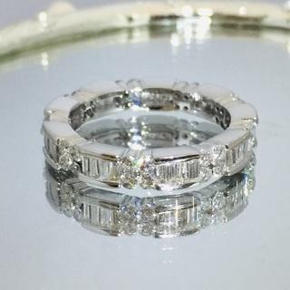 【初出品SALE】2ct!ダイヤモンドフルエタニティリング(リング(指輪))