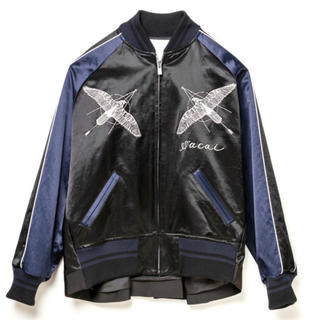 サカイ(sacai)の【新品】sacai 19SS スカジャン jacket ジャケット ブルゾン(スカジャン)