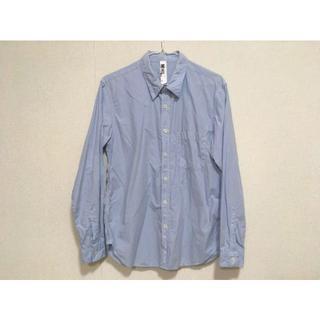 マーガレットハウエル(MARGARET HOWELL)のMHL マーガレットハウエル ブロードシャツ Sサイズ(シャツ)