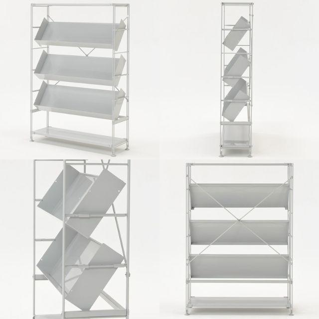 MUJI (無印良品)(ムジルシリョウヒン)のMUJI ユニット シェルフ きれいめ インテリア/住まい/日用品の収納家具(棚/ラック/タンス)の商品写真