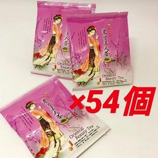 天仁茗茶 東方美人茶ティーバッグ 54個(茶)