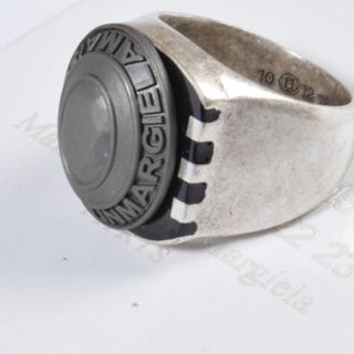 マルタンマルジェラ(Maison Martin Margiela)の求カレッジリング(リング(指輪))