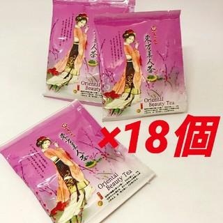 天仁茗茶 東方美人茶 烏龍茶ティーバッグ18個(茶)