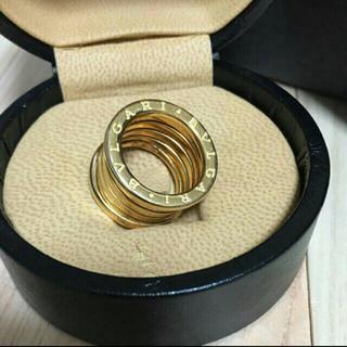 ブルガリ(BVLGARI)の最終値下げ❗️正規品❗️ブルガリ4バンドBzero1リング(リング(指輪))