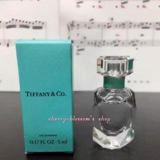 ティファニー(Tiffany & Co.)のTiffany ティファニー 香水 5ml(香水(女性用))
