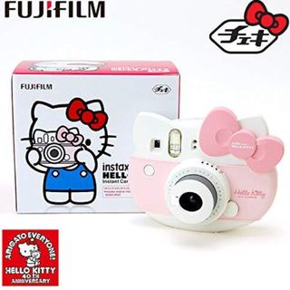 ハローキティ(ハローキティ)のフジフィルム チェキ【未開封】instax mini ハローキティチェキ ピンク(フィルムカメラ)