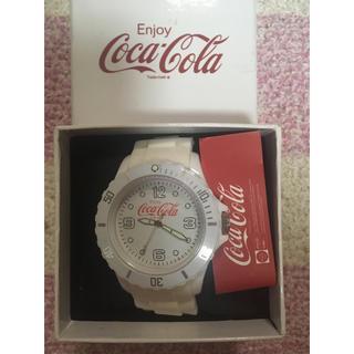 コカコーラ(コカ・コーラ)のコカコーラ腕時計 新品(腕時計(アナログ))