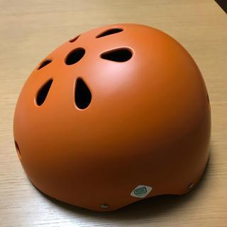 パナソニック(Panasonic)の【美品】SG規格 パナソニック キッズヘルメット【送料無料!】(ヘルメット/シールド)