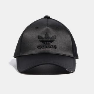 adidas - 新品 アディダス サテン キャップ M ブラック