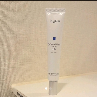 ビーグレン(b.glen)のビーグレンホワイトクリーム1.9(フェイスクリーム)
