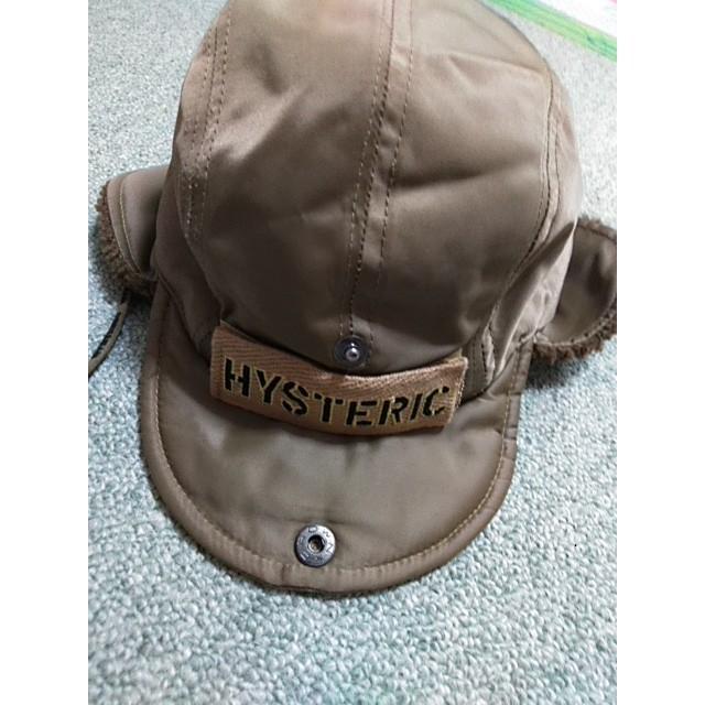 HYSTERIC MINI(ヒステリックミニ)の52cm ヒスミニ 帽子 キッズ/ベビー/マタニティのこども用ファッション小物(帽子)の商品写真