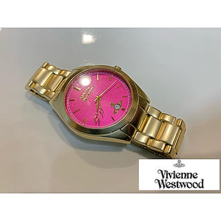 Vivienne Westwood - Vivienne Westwood カレンダー機能付き ウォッチ 腕時計