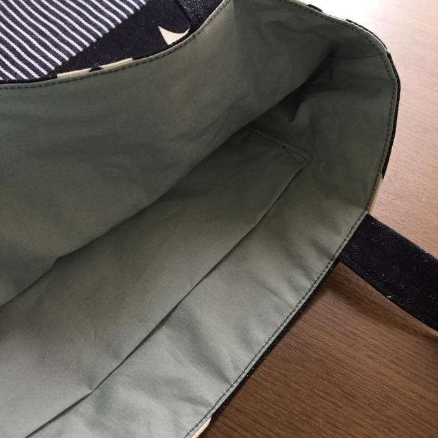 ハンドメイド 絵本バッグ ハンドメイドのキッズ/ベビー(バッグ/レッスンバッグ)の商品写真