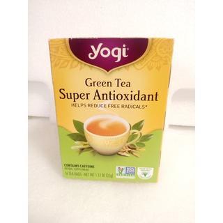 yogi Green Tea Super Antioxidant ハーブティー(茶)