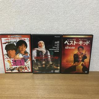 ジャッキー・チェン  DVD3枚セット