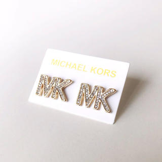 Michael Kors - マイケルコース ピアス10 ゴールド