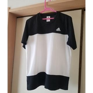 アディダス(adidas)のメンズアディダスtシャツ(Tシャツ/カットソー(半袖/袖なし))