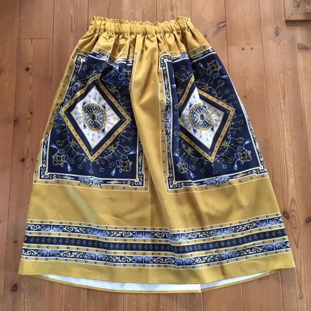BABYLONE(バビロン)のバビロン★スカート レディースのスカート(ロングスカート)の商品写真