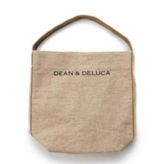 新品   DEAN & DELUCA リネントートバッグ S