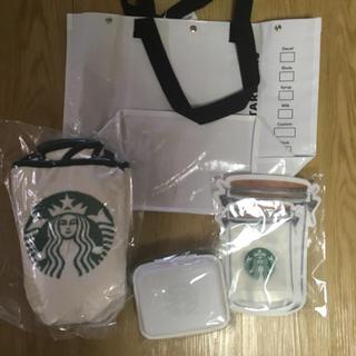 スターバックスコーヒー(Starbucks Coffee)のスターバックス2019福袋グッズ(ノベルティグッズ)