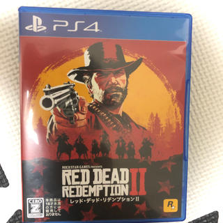 PlayStation4 - RED DEAD REDEMPTION Ⅱ