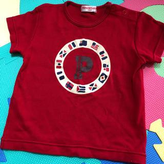 パーソンズキッズ(PERSON'S KIDS)のPERSON'S KIDS 半Tシャツ 90サイズ(Tシャツ/カットソー)
