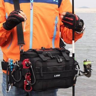 釣りバッグ フィッシングバッグ 大容量 ¥3,490 商品説明  送料無料!! (釣り糸/ライン)