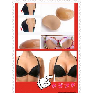 ヴィクトリアズシークレット(Victoria's Secret)の粘着パッド 激盛りブラ ボリュームアップ ビキニ 水着(ヌーブラ)