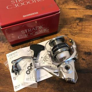 SHIMANO - ストラディックC3000