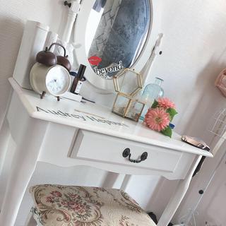 フランフラン(Francfranc)のアンティーク 化粧台(ドレッサー/鏡台)