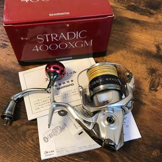 SHIMANO - ストラディック4000XGM